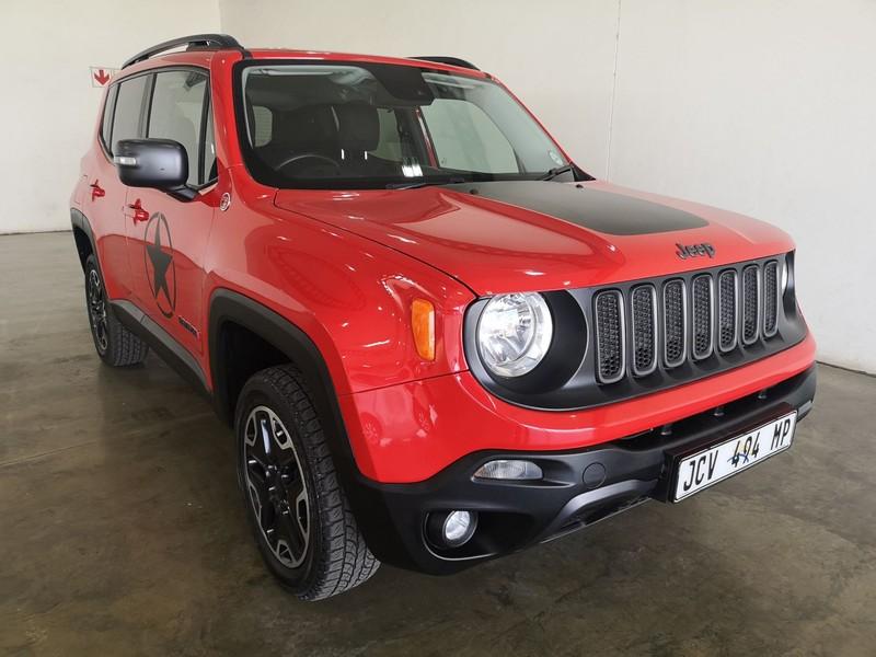 2016 Jeep Renegade 2.4 Trailhawk Auto Mpumalanga Secunda_0