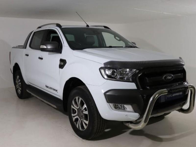 2017 Ford Ranger 3.2TDCi WILDTRAK Auto Double Cab Bakkie Western Cape Tygervalley_0