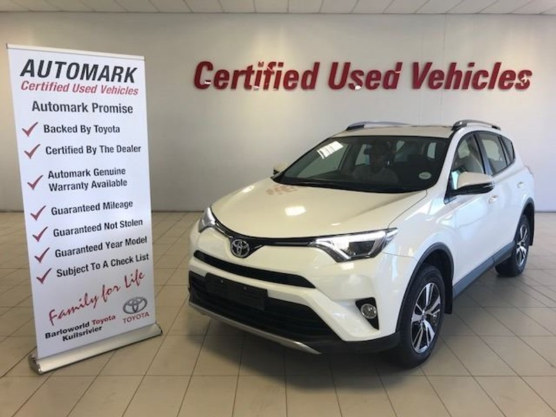 2018 Toyota Rav 4 2.0 GX Auto Western Cape Kuils River_0