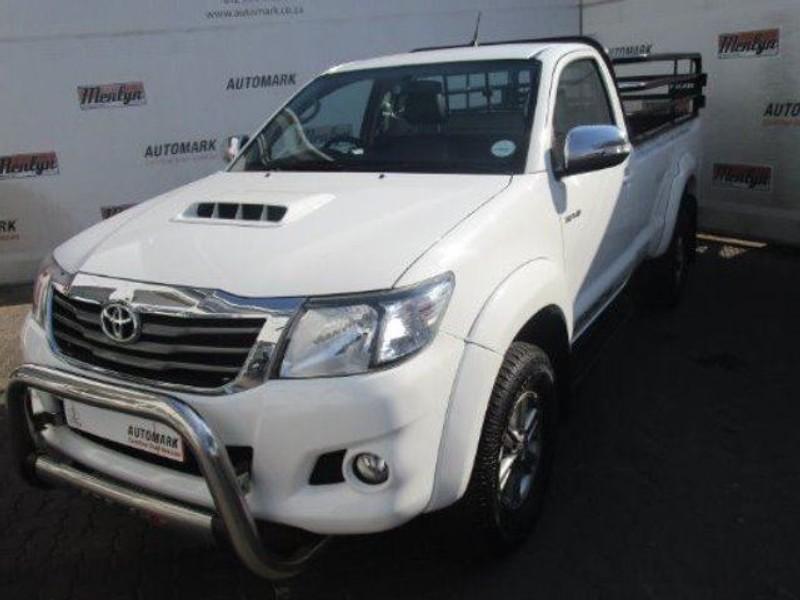 2015 Toyota Hilux 3.0 D-4D LEGEND 45 RB Single Cab Bakkie Gauteng Pretoria_0