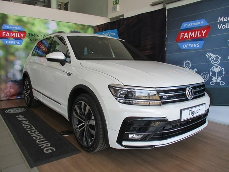 2019 Volkswagen Tiguan 2.0 TSI Highline 4MOT DSG North West Province Rustenburg_0