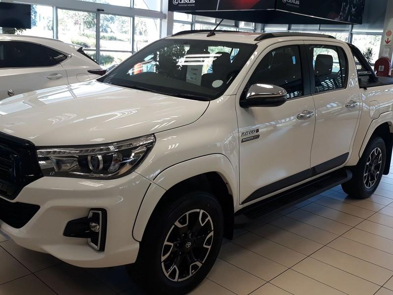 2020 Toyota Hilux 2.8 GD-6 RB Auto LEGEND 50 Double Cab Bakkie Kwazulu Natal Hillcrest_0