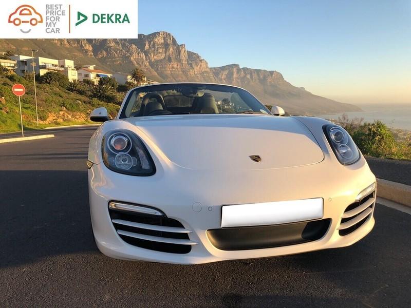 2012 Porsche Boxster Pdk  Western Cape Goodwood_0
