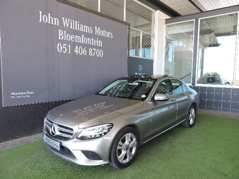 2019 Mercedes-Benz C-Class C220d Auto Free State Bloemfontein_0