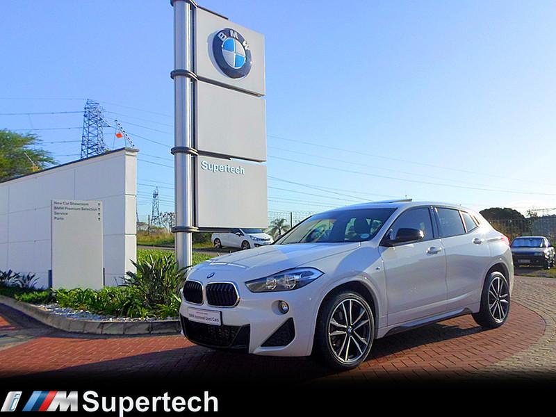 2018 BMW X2 sDRIVE18i M Sport Auto F39 Kwazulu Natal Durban_0