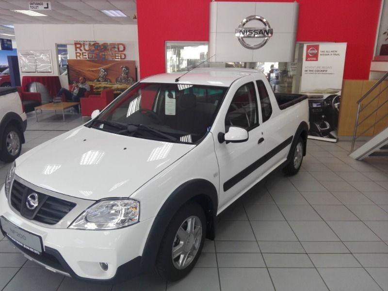 2019 Nissan NP200 1.6 Se Pu Sc  Western Cape Mossel Bay_0