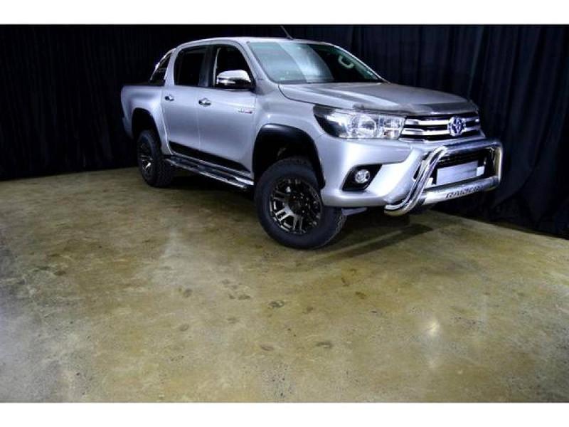 2016 Toyota Hilux 2.8 GD-6 RB Raider Double Cab Bakkie Auto Gauteng Centurion_0