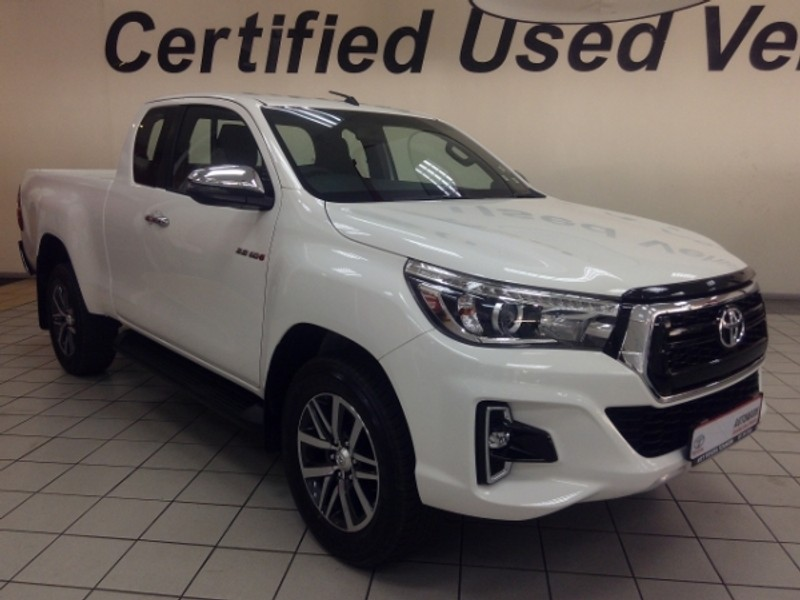 2019 Toyota Hilux 2.8 GD-6 RB Raider PU ECAB Limpopo Tzaneen_0