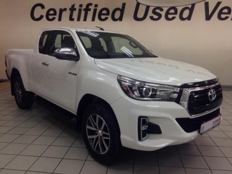 2019 Toyota Hilux 2.8 GD-6 RB Raider PU ECAB Limpopo Tzaneen_0