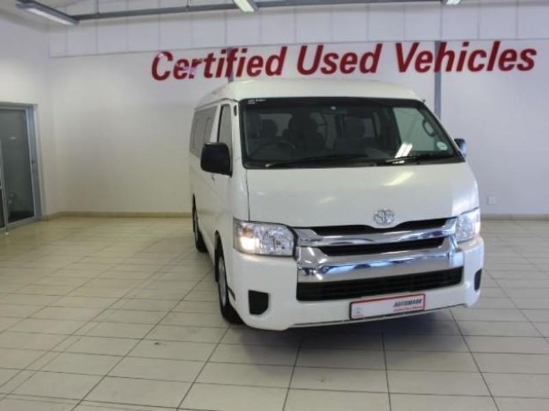 2017 Toyota Quantum 2.7 10 Seat  Western Cape Stellenbosch_0