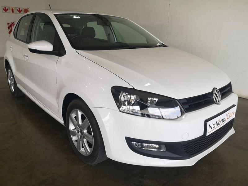 2014 Volkswagen Polo 1.6 Comfortline 5dr  Mpumalanga Secunda_0
