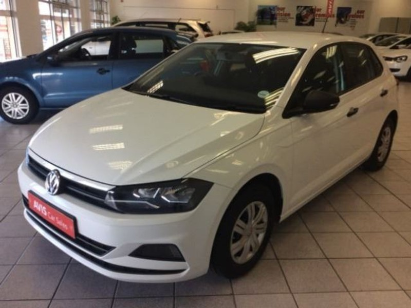 2018 Volkswagen Polo 1.0 TSI Trendline Eastern Cape East London_0