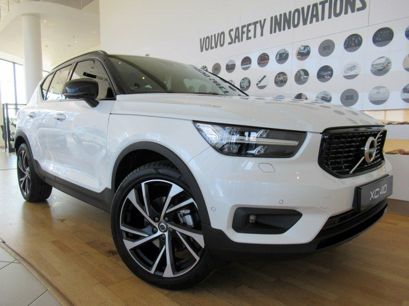 Used Volvo XC40 T5 R-Design AWD for sale in Gauteng - Cars