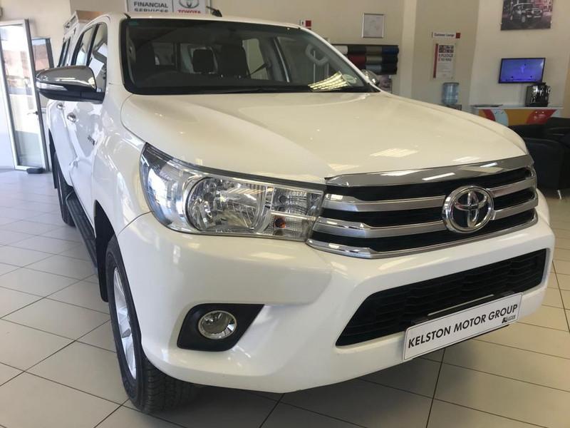 2016 Toyota Hilux 2.8 GD-6 Raider 4X4 Double Cab Bakkie Auto Eastern Cape Port Elizabeth_0