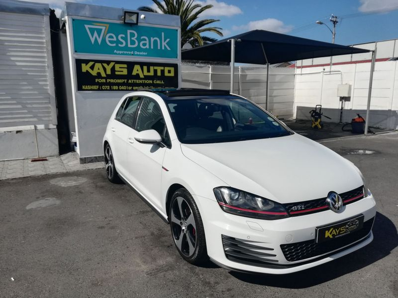 2013 Volkswagen Golf VII GTi 2.0 TSI DSG Western Cape Athlone_0