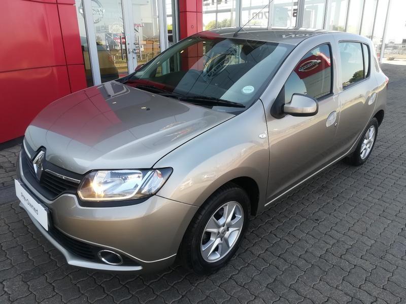 2016 Renault Sandero 900 T Dynamique Gauteng Roodepoort_0