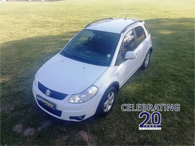 Used Suzuki SX4 2 0 Awd for sale in Eastern Cape - Cars co