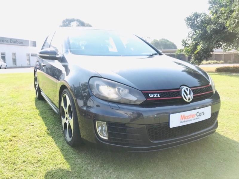 2010 Volkswagen Golf Vi Gti 2.0 Tsi Dsg  Kwazulu Natal Durban_0