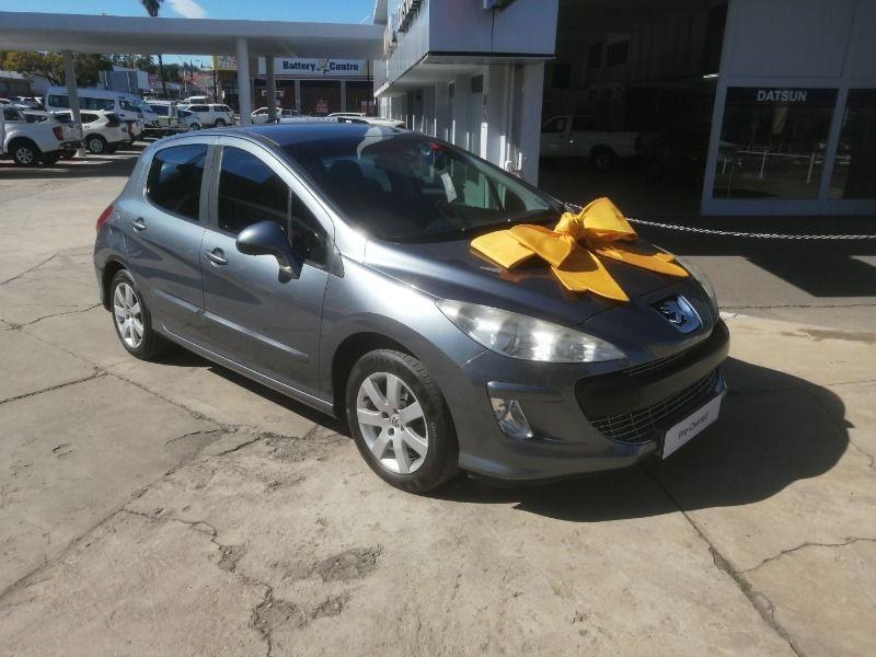 2009 Peugeot 308 1.6 Xs  Western Cape Oudtshoorn_0