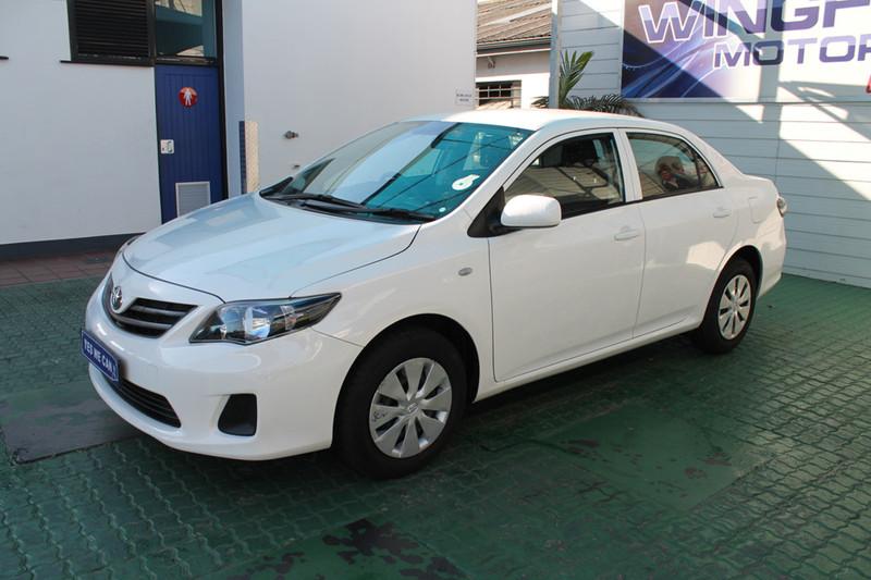 2018 Toyota Corolla Quest 1.6 Western Cape Cape Town_0