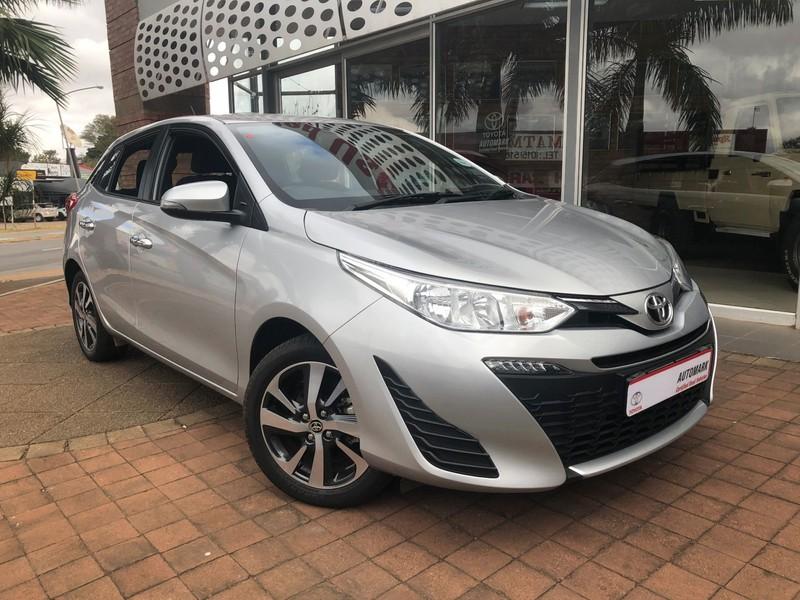 2018 Toyota Yaris 1.5 Xs 5-Door Limpopo Louis Trichardt_0