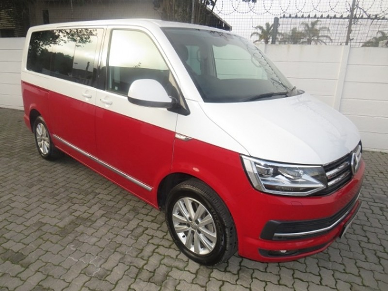 2017 Volkswagen Caravelle 2.0 BiTDi Highline DSG 4 Motion Western Cape Stellenbosch_0