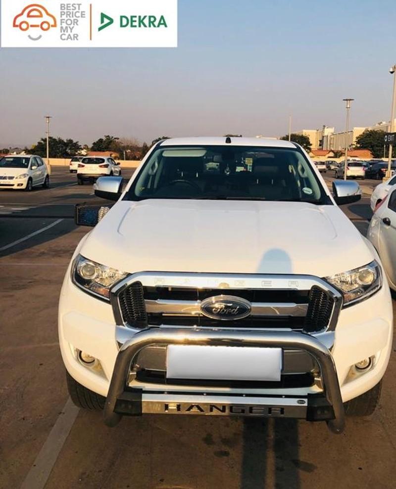 2017 Ford Ranger 2.2TDCi XLT Double Cab Bakkie Western Cape Goodwood_0