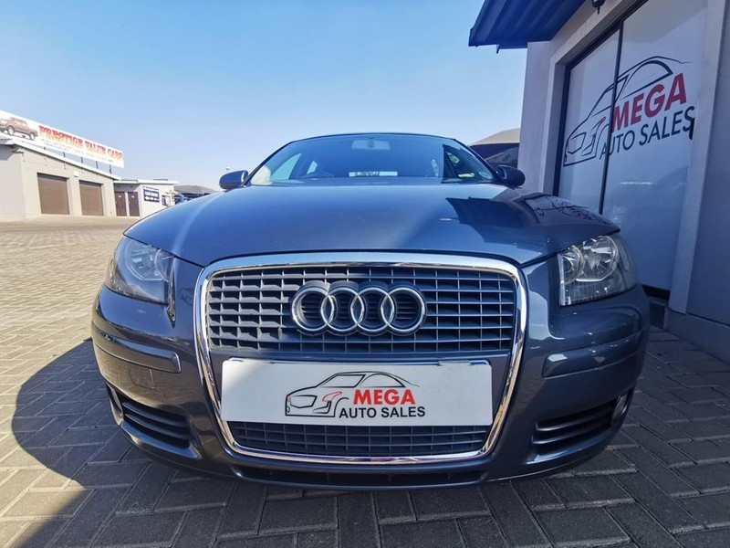 Used Audi A3 Sportback 2 0 Fsi Ambition Tip for sale in