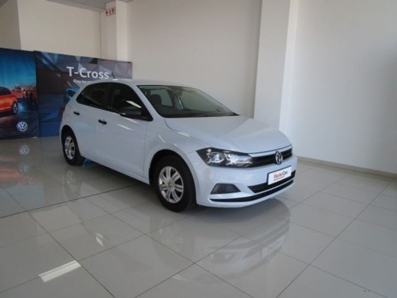 2018 Volkswagen Polo 1.0 TSI Trendline Northern Cape Kuruman_0
