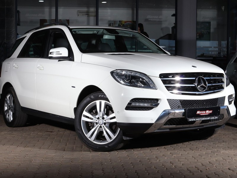 Used Mercedes Benz M Class Ml 350 Bluetec For Sale In North West