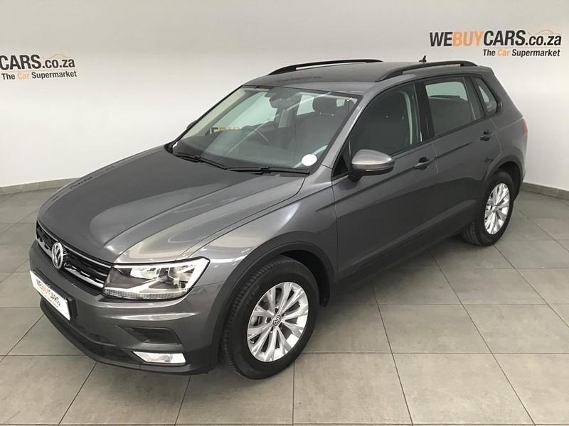 2017 Volkswagen Tiguan 1.4 TSI Trendline 92KW Gauteng Johannesburg_0