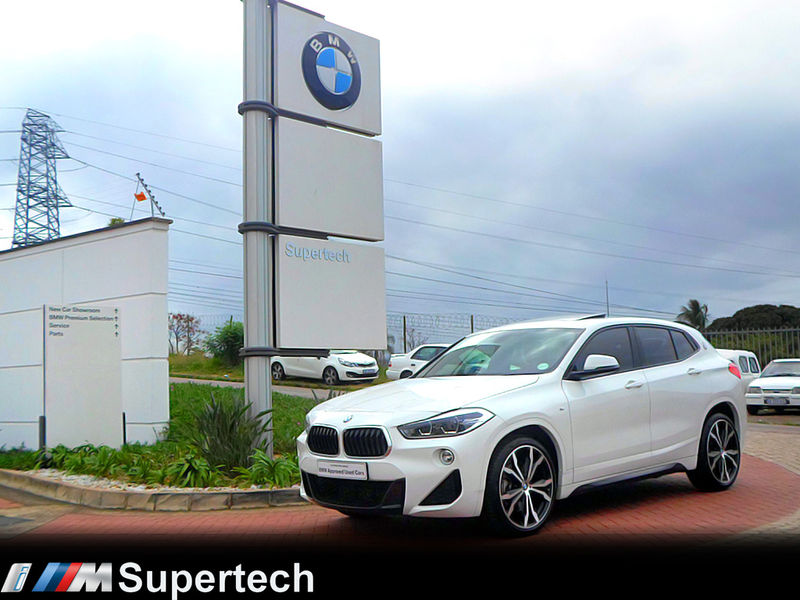 2018 BMW X2 sDRIVE20i M Sport Auto F39 Kwazulu Natal Durban_0