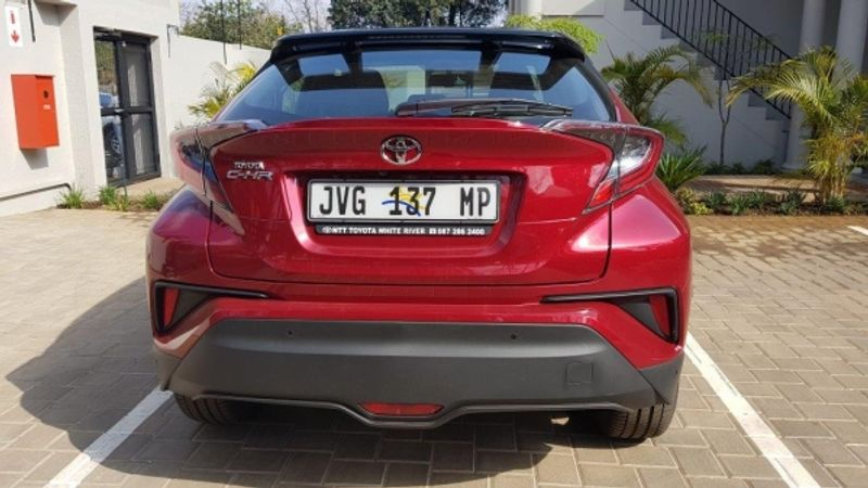 2019 Toyota C-HR 1.2T Luxury CVT Mpumalanga White River_0