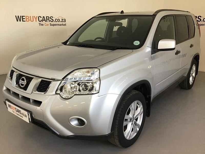 2011 Nissan X-trail 2.0 Xe 4x2 r71  Eastern Cape Port Elizabeth_0