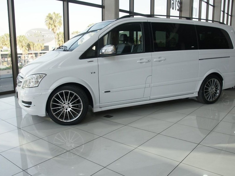Used Mercedes-Benz Viano 3 0 Cdi Avantgarde for sale in