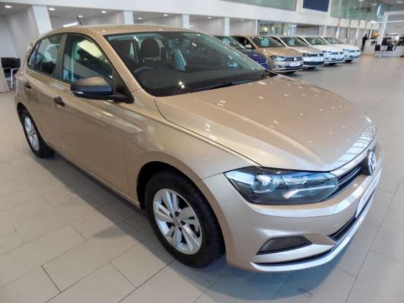 2018 Volkswagen Polo 1.0 TSI Trendline Western Cape Paarl_0