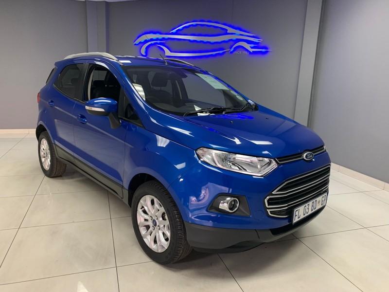 2016 Ford EcoSport 1.5TiVCT Titanium Auto Gauteng Vereeniging_0