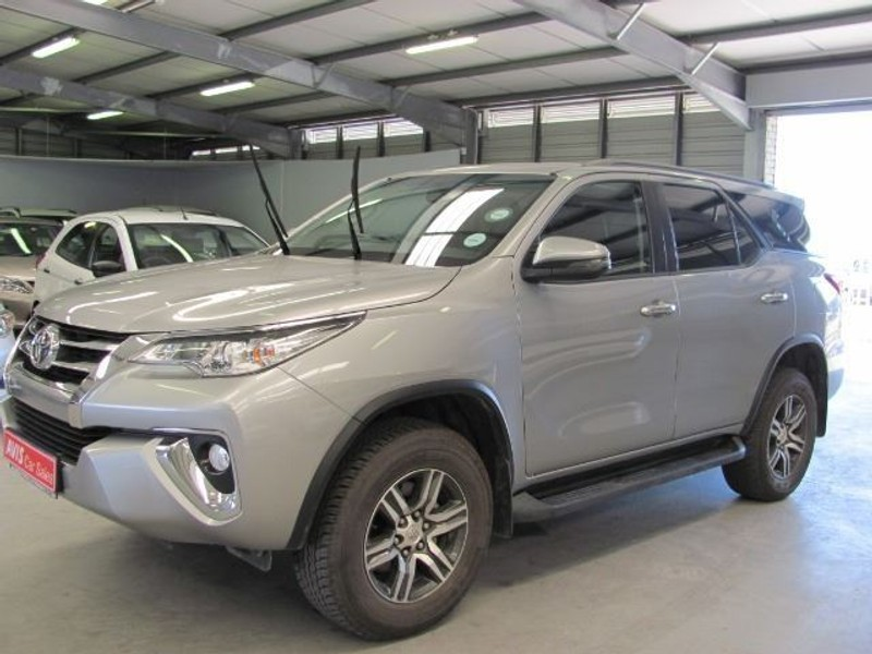 2018 Toyota Fortuner 2.4GD-6 RB Auto Western Cape Blackheath_0
