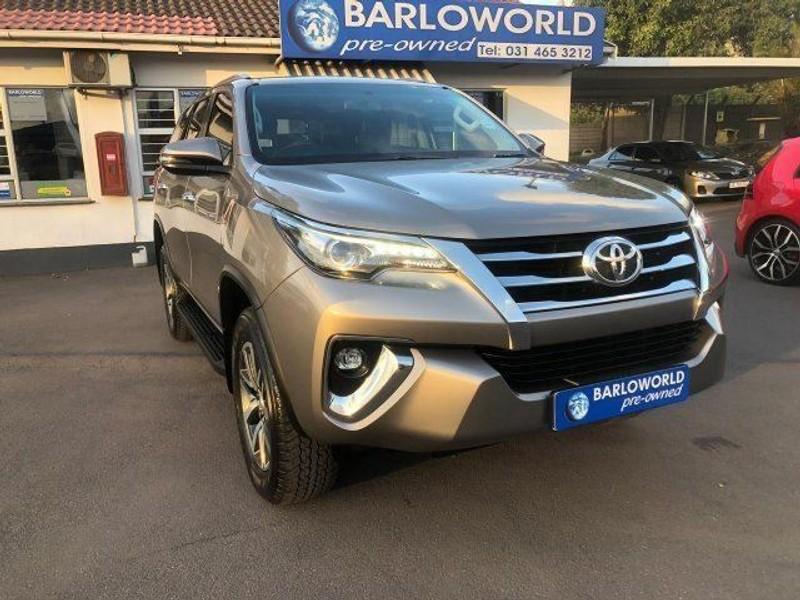 2018 Toyota Fortuner 2.8GD-6 RB Auto Kwazulu Natal Durban_0