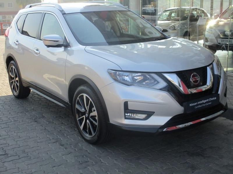 2019 Nissan X-Trail 2.5 Tekna 4X4 CVT 7S Gauteng Alberton_0