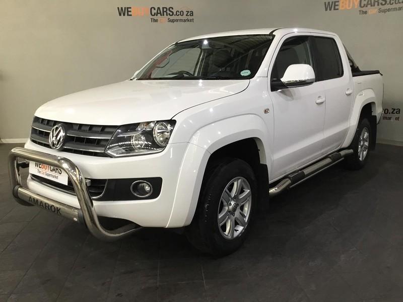 2012 Volkswagen Amarok 2.0 Bitdi Highline 132kw Dc Pu  Western Cape Cape Town_0