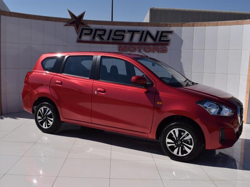 2020 Datsun Go  1.2 LUX 7-Seater Gauteng De Deur_0