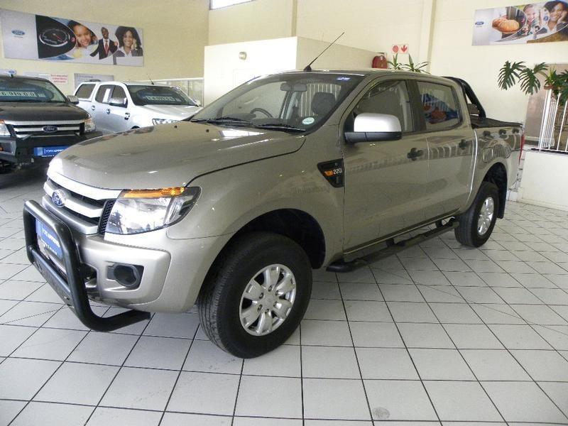 2014 Ford Ranger 2.2tdci Xls Pu Dc  Gauteng Springs_0