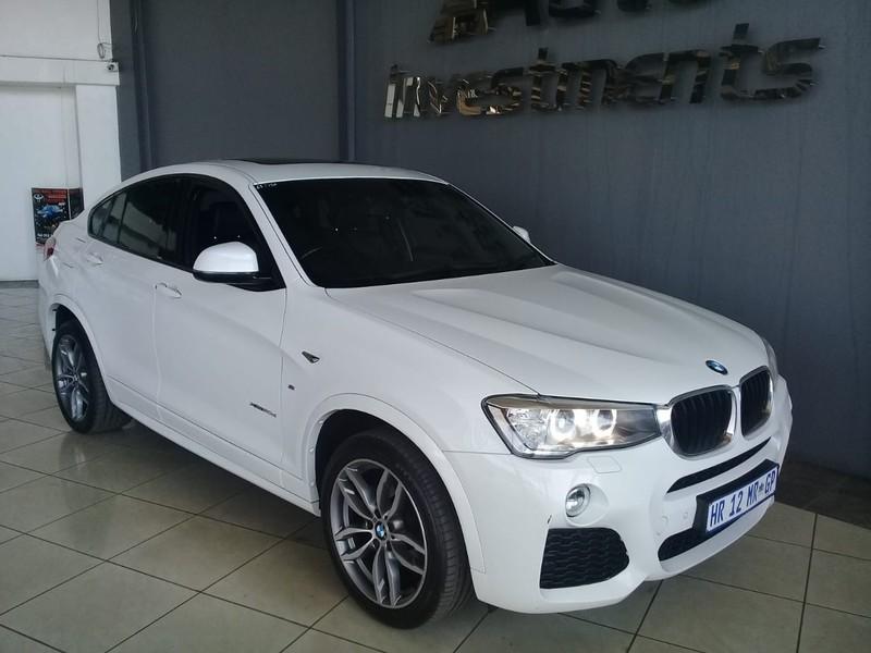 2016 BMW X4 xDRIVE20d Gauteng Vanderbijlpark_0