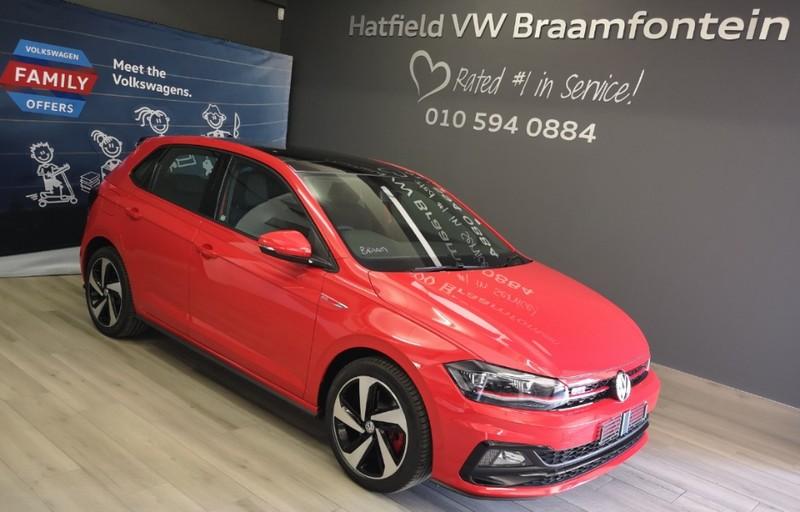 2019 Volkswagen Polo 2.0 GTI DSG 147kW Gauteng Johannesburg_0
