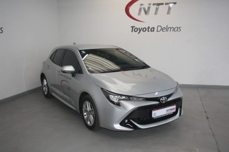 2019 Toyota Corolla 1.2T XS 5-Door Mpumalanga Delmas_0