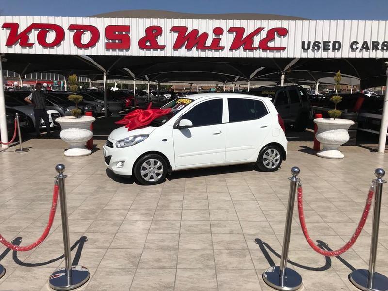 2013 Hyundai i10 1.1 Gls  Gauteng Vanderbijlpark_0