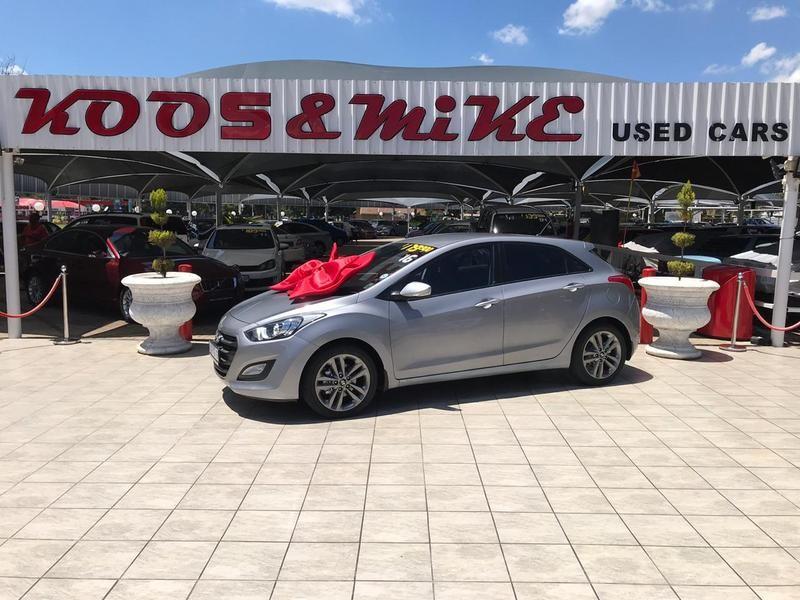2016 Hyundai i30 1.8 Gls  Gauteng Vanderbijlpark_0