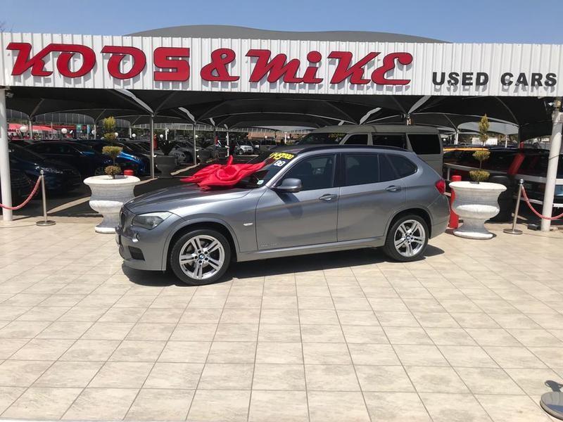 2011 BMW X1 Sdrive20d  Gauteng Vanderbijlpark_0