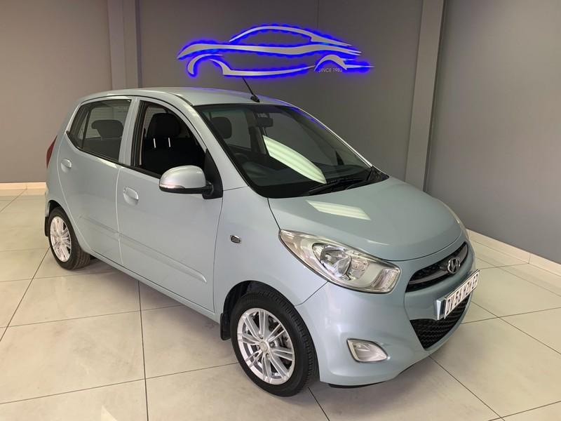 2013 Hyundai i10 1.1 Gls  Gauteng Vereeniging_0